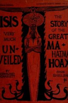 Isis very much unveiled by Edmund Henry