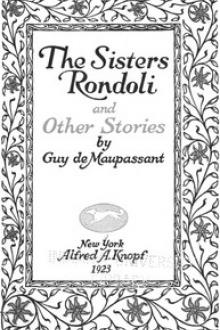 The Sisters Rondoli, by Guy de Maupassant