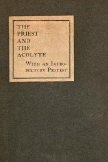 The Priest and the Acolyte by John Francis Bloxam