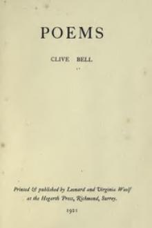 Poems by Clive Bell