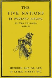 The Five Nations, Volume II by Rudyard Kipling