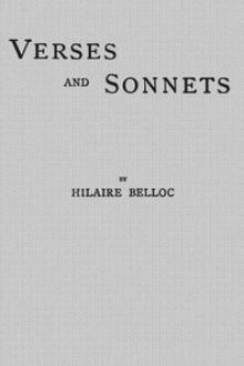 Verses and Sonnets by Hilaire Belloc