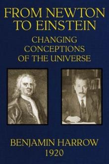 From Newton to Einstein by Benjamin Harrow