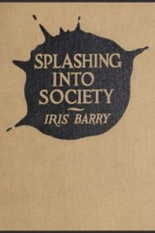Splashing Into Society by Iris Barry
