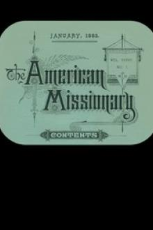 The American Missionary — Volume 37, No by Various