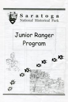 Saratoga National Historical Park Junior Ranger Program