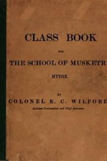 Class Book for The School of Musketry, Hythe by Ernest Christian Wilford