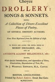 Choyce Drollery: Songs and Sonnets by Unknown