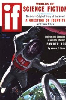 A Question of Identity by Frank Riley