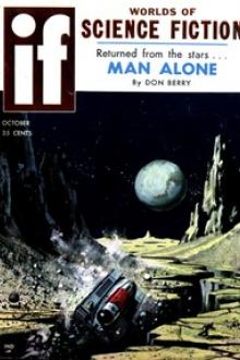 Man Alone by Don Berry