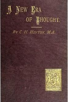 A New Era of Thought by Charles Howard Hinton
