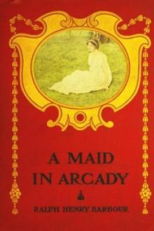 A Maid in Arcady by Ralph Henry Barbour