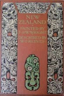 New Zealand by William Pember Reeves