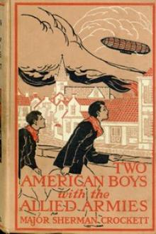 Two American Boys with the Allied Armies by Sherman Crockett
