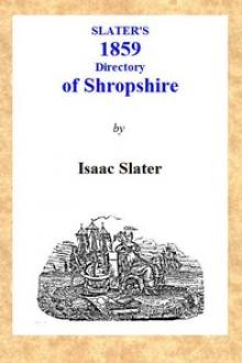 Slater's [1859] Shropshire Directory by Isaac Slater