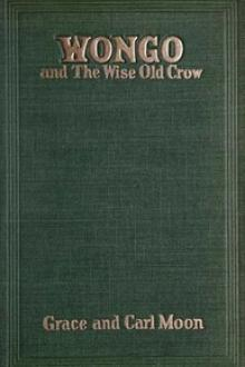 Wongo and the Wise Old Crow by Grace Moon, Carl Moon