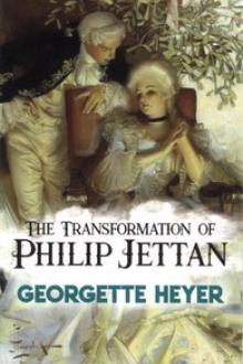 The Transformation of Philip Jettan by Georgette Heyer