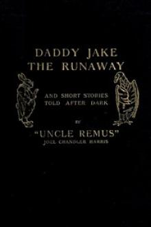 Daddy Jake the Runaway by Joel Chandler Harris