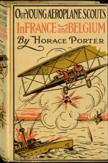 Our Young Aeroplane Scouts In France and Belgium by Horace Porter