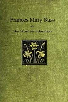 Frances Mary Buss by Annie E. Ridley