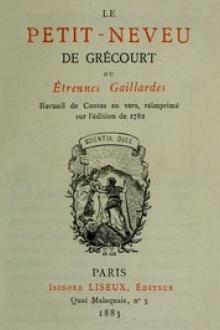 Le petit-neveu de Grécourt ou Étrennes gaillardes