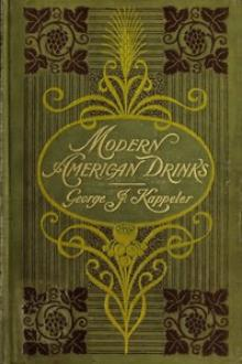 Modern American Drinks by George Kappeler