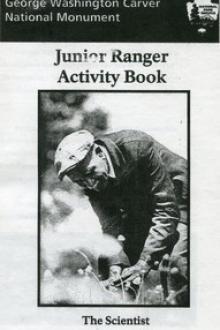 George Washington Carver National Monument Junior Ranger Activity Book