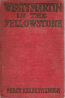Westy Martin in the Yellowstone by Percy K. Fitzhugh