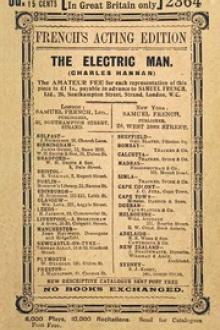 The Electric Man by Charles Hannan