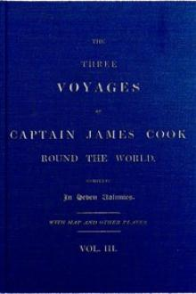 The Three Voyages of Captain Cook Round the World, Vol. III (of VII) by Georg Forster, James Cook