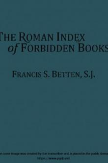 The Roman Index of Forbidden Books by Francis Sales