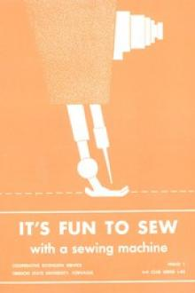 It's Fun to Sew with a Sewing Machine by Anonymous