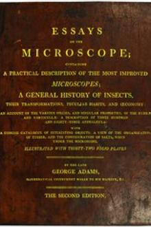 Essays on the Microscope by George Adams