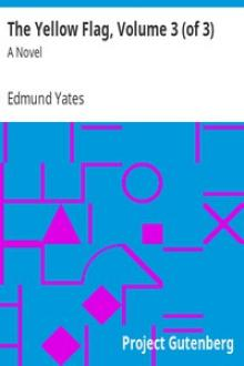 The Yellow Flag, Volume 3 (of 3) by Edmund Yates