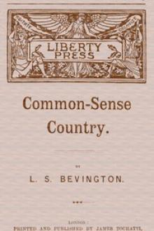 Common-Sense Country