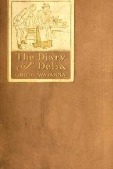 The Diary of Delia by Onoto Watanna