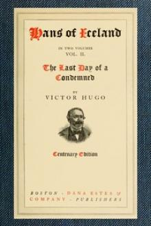 Hans of Iceland Vol. 2 of 2 by Victor Hugo