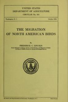 USDA Circular 363: The Migration of North American Birds by Frederick C. Lincoln