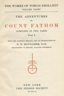 The Adventures of Ferdinand Count Fathom — Complete by Tobias Smollett