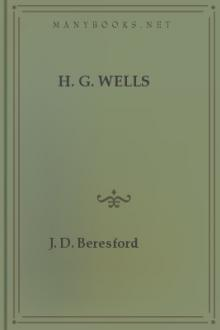 H. G. Wells by J. D. Beresford