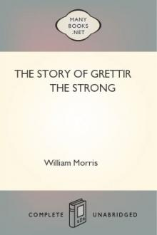 The Story of Grettir the Strong by Unknown
