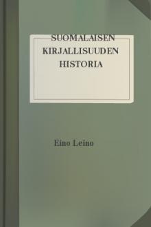 Suomalaisen kirjallisuuden historia