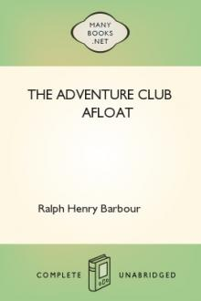 The Adventure Club Afloat by Ralph Henry Barbour