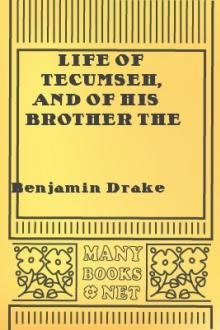 Life of Tecumseh, and of His Brother the Prophet