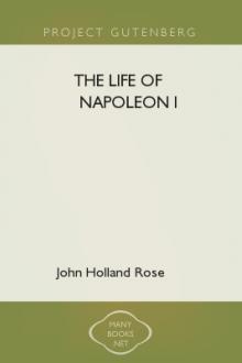 The Life of Napoleon I