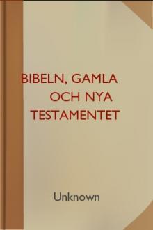 Bibeln, Gamla och Nya Testamentet