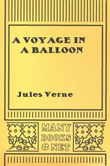 A Voyage in a Balloon by Jules Verne
