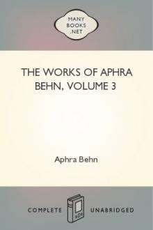 The Works of Aphra Behn, Volume III