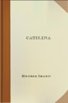 Catilina by Henrik Ibsen