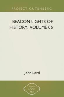 Beacon Lights of History, Volume 06